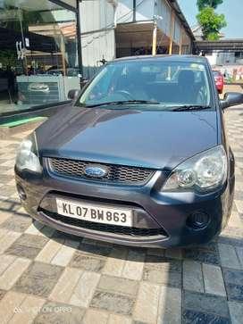 Ford Fiesta Classic CLXi 1.4 TDCi, 2012, Diesel