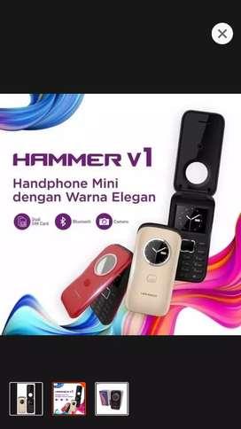 Di Jual HP ADVAN HAMMER V1 - FLIP Phone ( Baru )