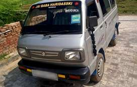 Urgent selling DL no. Omni van with 8 seater pass in rc.