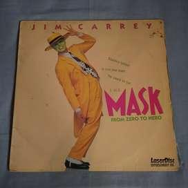 Laser Disc / Laserdisc Film The Mask Movie 1994 not VCD DVD