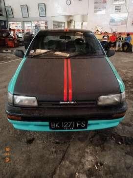 Jual Mobil Daihatsu charade tahun 1991