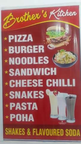 Italian food pizza burgers etc  urgently Requied
