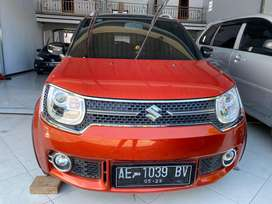 Ignis GX AT asli AE, low KM topp!