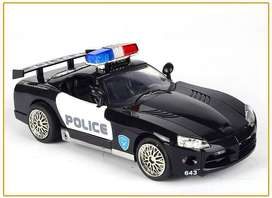 Transformation Cars Robots Transformable Autobot Police Car Toys Robot