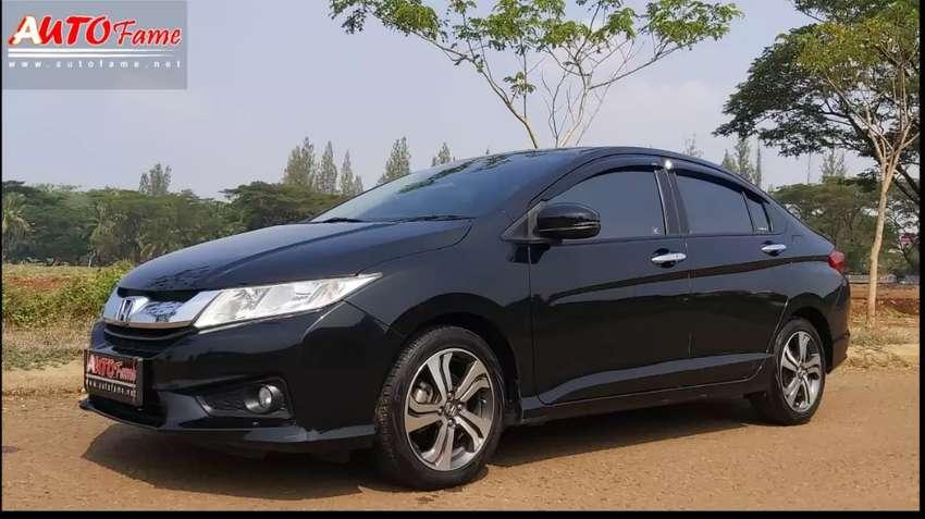Honda All New City E CVT 2014 GRESSSS LIKE NEW 0