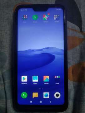 redmi 6 pro... 8mnths old ...tip top condition