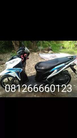 Dijual honda vario 125cc 2012