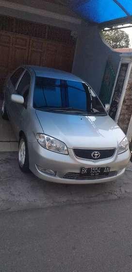 Toyota vios type E (bukan taxi)