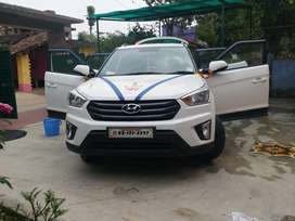 Hyundai Creta 2018 Petrol Well Maintained