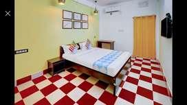 Furnished AC Room For Bachelor Near UCO Bank Rasulgarh Canal Road.