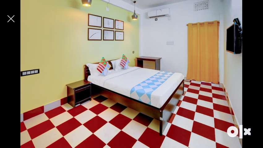 Furnished AC Room For Bachelor Near UCO Bank Rasulgarh Canal Road. 0