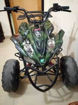 Atv Quad Bike 110/cc 7 size for youngsters & kids to