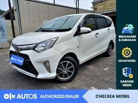 [OLX Autos] Toyota Calya 2018 1.2 G A/T Bensin Putih #Chelsea Mobil