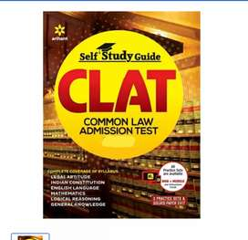 Cheapest & New Clat law full guide mrp 500
