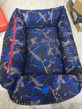 Dog/Cat bed Reversible Machine Washable Sofa Style