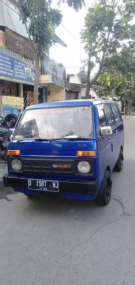 Mobil Daihatsu Hijet thn84 siap pakai