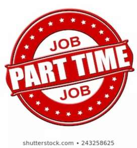 Part time job for student&house wife