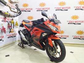Unit Limit, Kawasaki Ninja 250 Fi ABS SE 2014 orange - ENY MOTOR