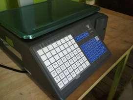 Timbangan Digital Bisa print Label-TOTAL POS Computer