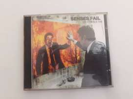 CD Senses Fail :Let it enfold you