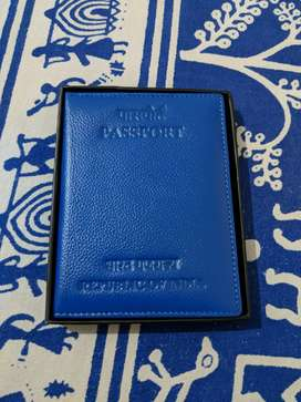 Passport Wallet Cover by Tata, passport case cover wallet card holder