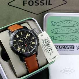 Jam Fossil FS5241 Grant Series Original