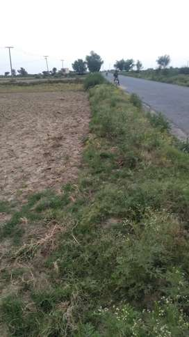Comercial plot best for Marque, hotel, petrol pump, college