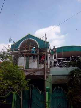 Tukang talang dan atap galvalum plafon