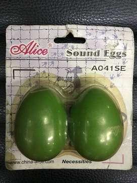 marakas telur alice sound eggs AO41SE