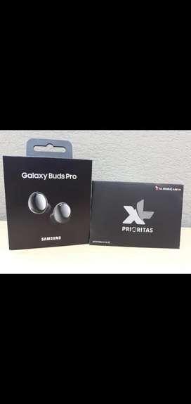Samsung Buds Pro Black Resmi Sein Free XL PRIORITAS