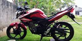 Motor CB150R bisa nego