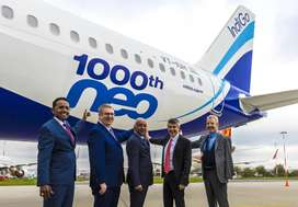AIRPORT VACANCY IN INDIGO AIRLINES! INDIGO Airlines Job Opened-  INDIG