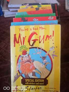 Mr gum books whole collection
