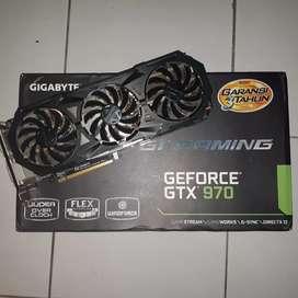 VGA Gigabyte GTX 970 4GB G1 Gaming 256bit