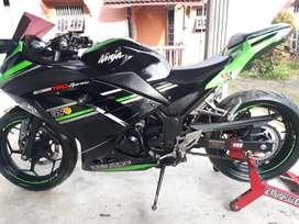 Kawasaki ninja 250 ABS SE LTD