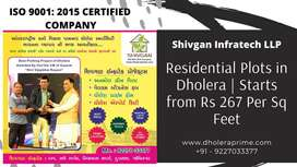 Residential plots for sale in Dholera, Ahmedabad