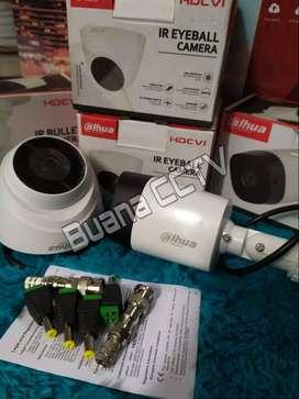 SPEK KOMPLIT BANGET! CCTV DAHUA FULL HD PROMO!!