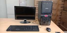 Paket Core i3 2100 Rakitan Baru Lengkap siap kerja dengan Harga HEBOH