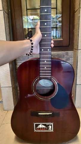 Jual gitar akustik samick greg bennett original (bekas)(Nego)