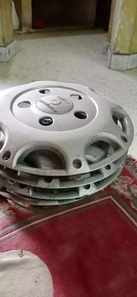 Wheel cap bolero palse