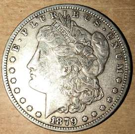 USA 1879 Coin