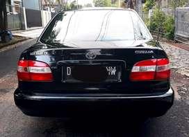 New Corolla 1.8 SE.G hitam thn 2000