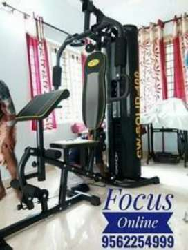 All Gym and Homeuse Equipments at Thrissur