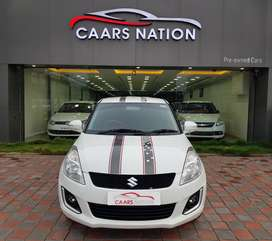 Maruti Suzuki Swift Windsong Limited edition VXI, 2016, Petrol