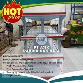Rak Toko Rak Supermarket Rak Aceh Besar