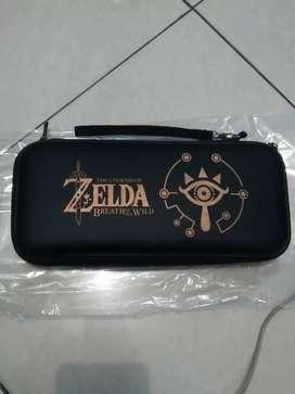 Nintendo Switch Legend of Zelda EVA Protective Carry Case Pouch