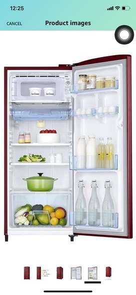 Samsung 192ltr Refrigerator 2017 model