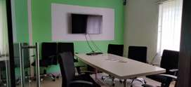 A 1 plug n play office space for rent at madhapur