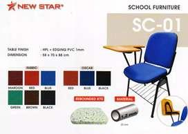 Kursi New Star SC 01 Left Handed For Left Hand Oriented.