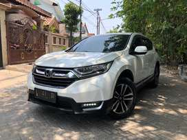 Honda All New Crv 1.5 Turbo Prestige 2017 Full Ori Pajak Baru.!!
